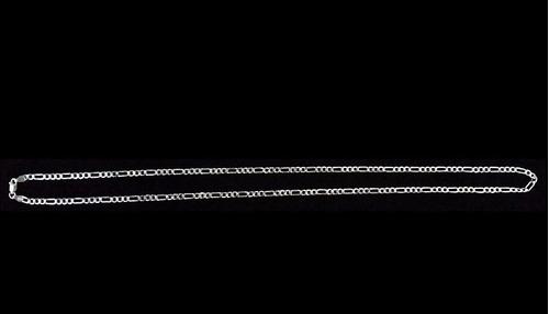 corrente de prata 3x1