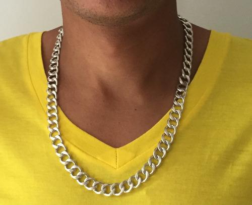 corrente de prata