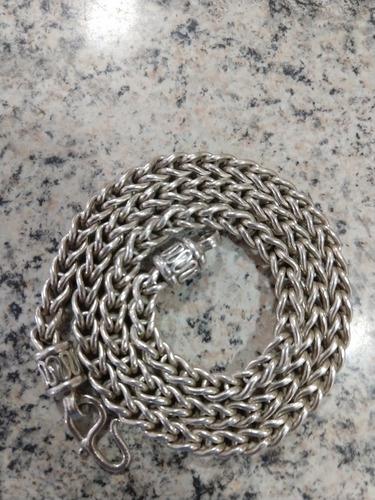 corrente de prata bali 925 - 50cm