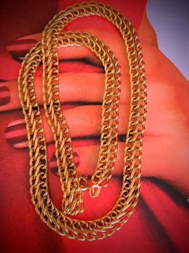 corrente em ouro 18k-750