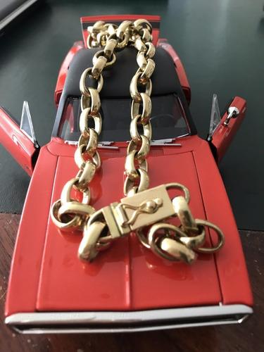 corrente em ouro maciço peso: 156 g tamanho: 64cm