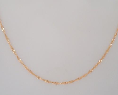 corrente feminino joia ouro