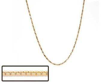 corrente fio veneziana 42 cm rommanel 530164
