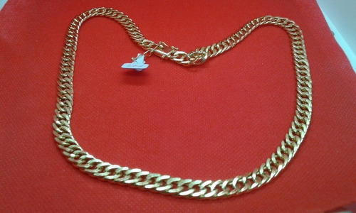 corrente gourmet dellicato joias feito de moeda antiga