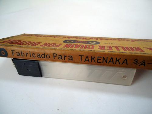 corrente hkk exclusiva da dec. de 50 (made in japan)