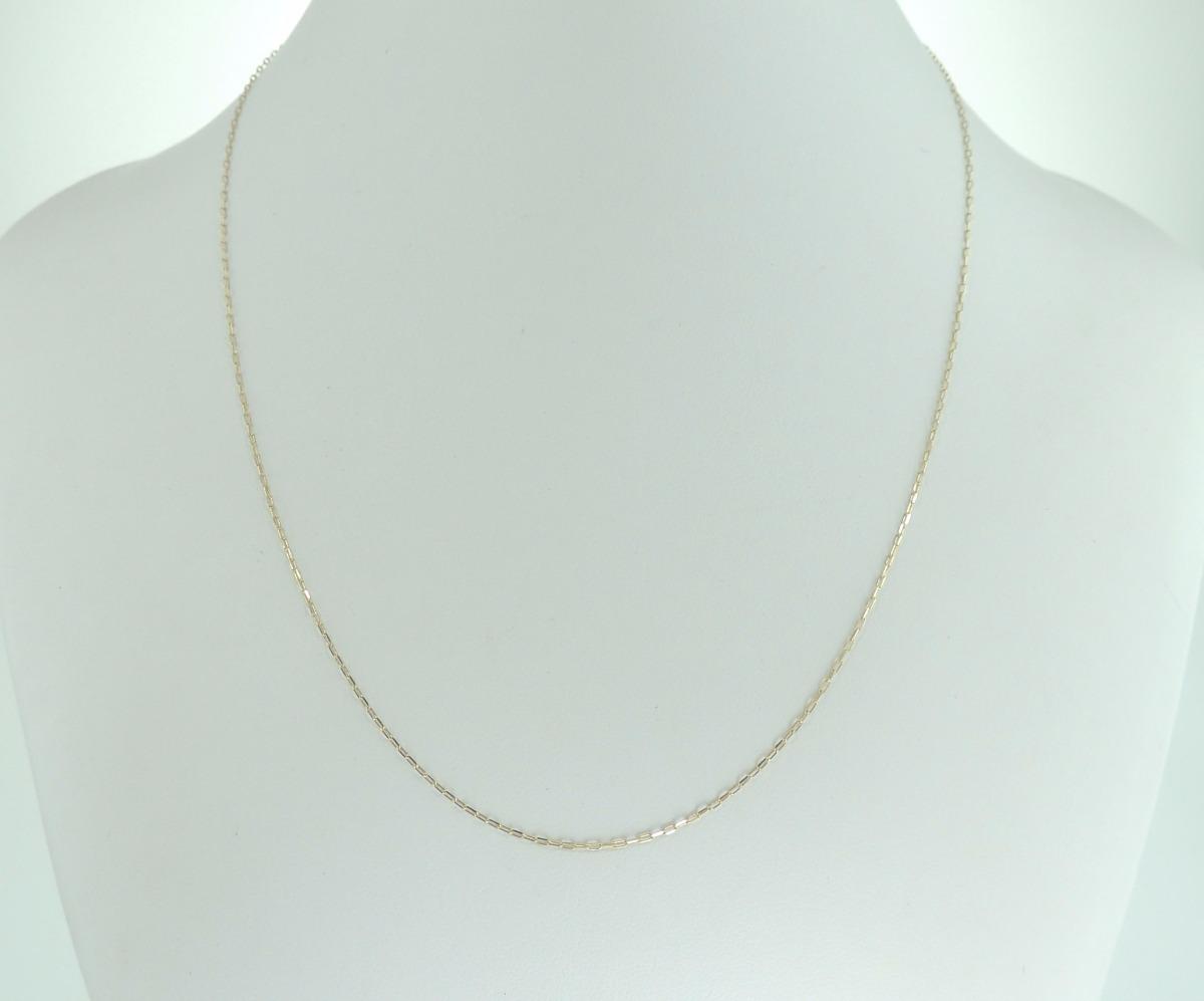 9b87c262b6b corrente masculina cartier 1 cordão 55 cm ouro 18k 750. Carregando zoom.