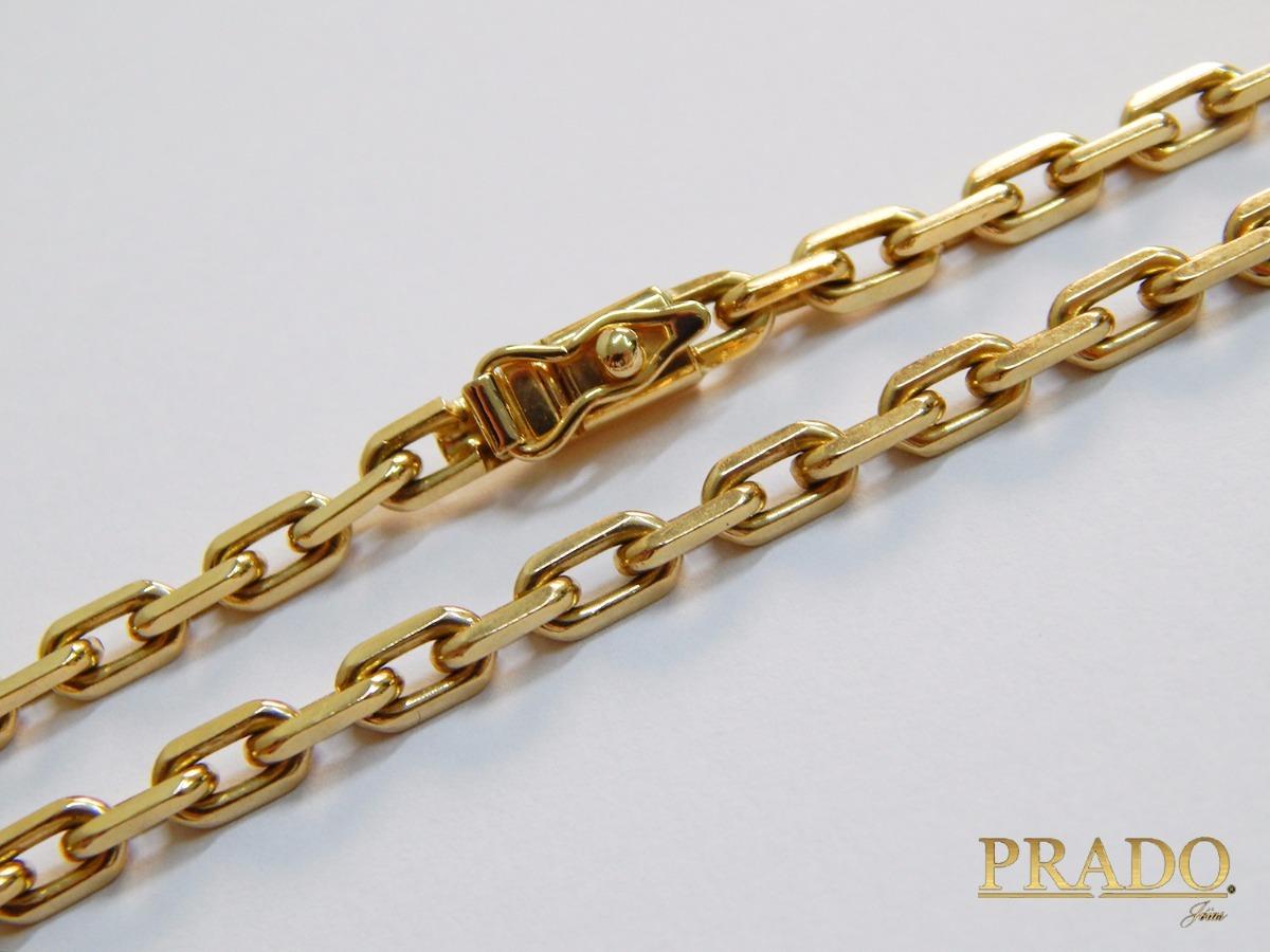 bf2281b4514 corrente masculina cartier maciça pesada em ouro 18k. Carregando zoom.