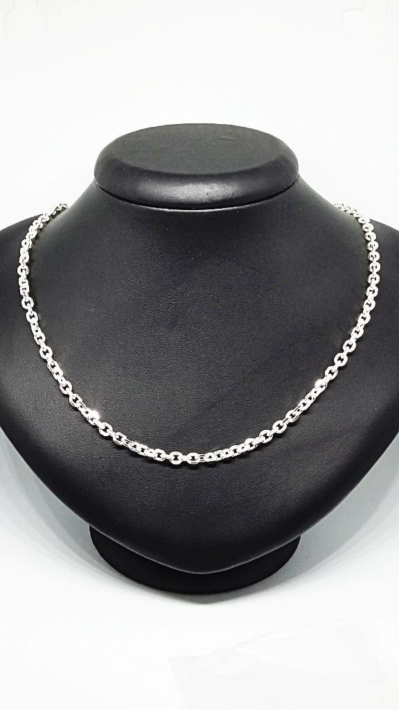 8f1a97128b5 corrente masculina cartier prata pura 60 cm frete gratis. Carregando zoom.