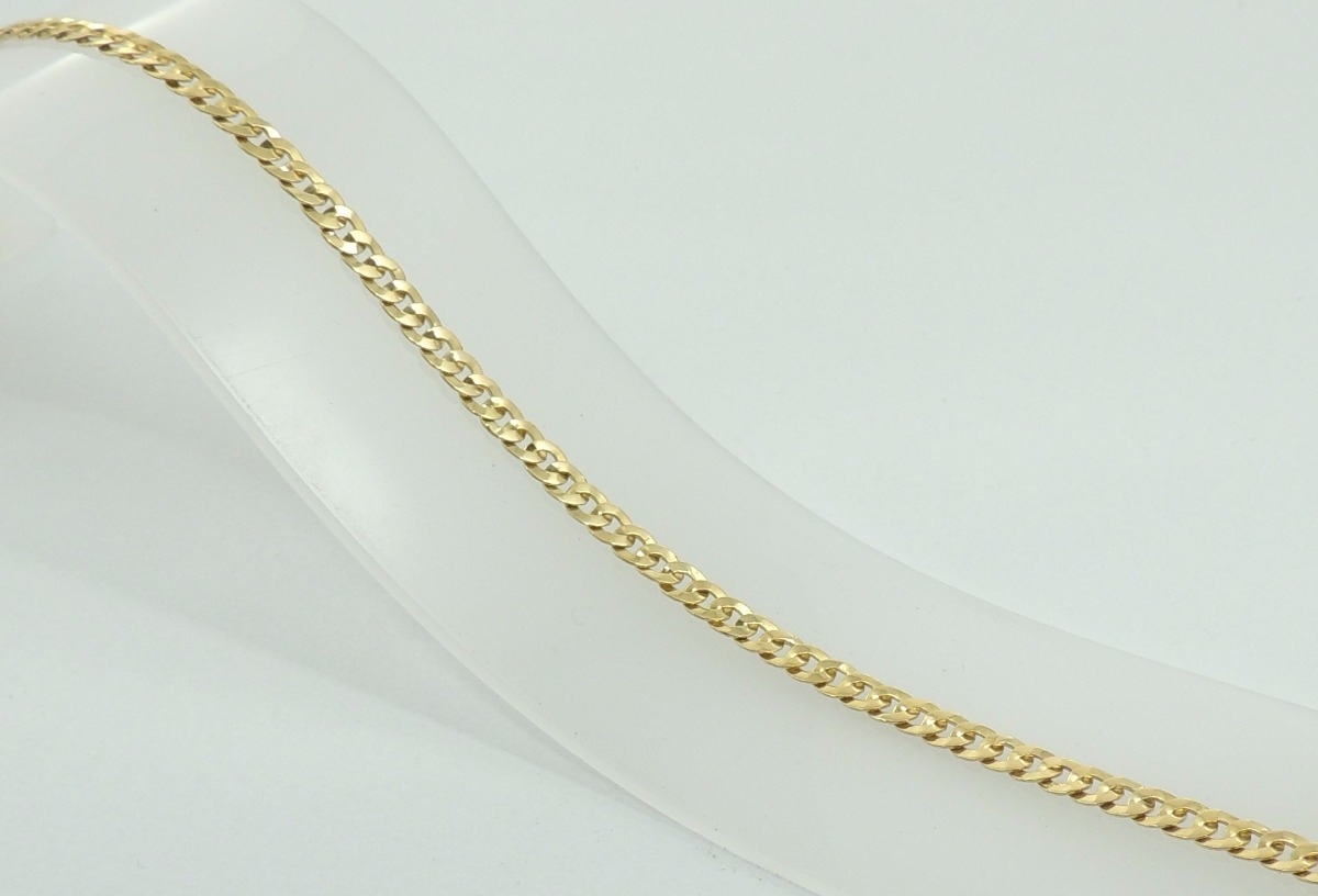 d99aa50b3f73e corrente masculina cordão grumet maciça 60 cm ouro 18k 750. Carregando zoom.