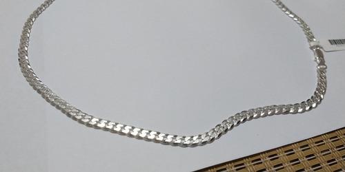 corrente masculino prata