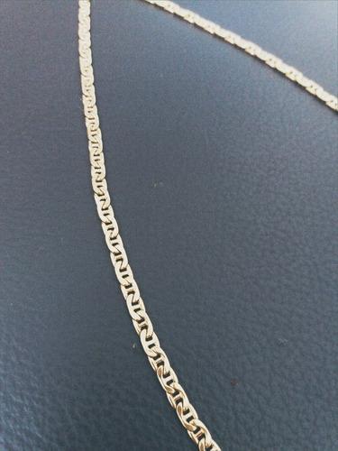 corrente ouro 18k grumet palito