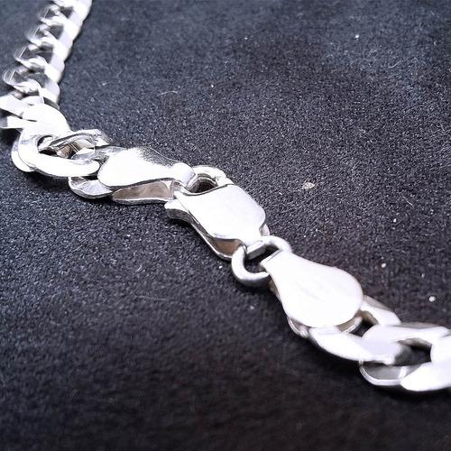 corrente prata prata