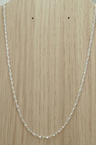corrente super singapura  c/45cm  prata 925,consultar frete!