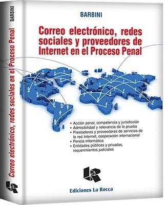 correo electrónico, redes sociales... en el proc. penal