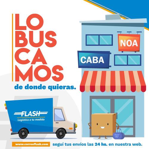 correo flash logística - envíos - encomiendas - paquetería