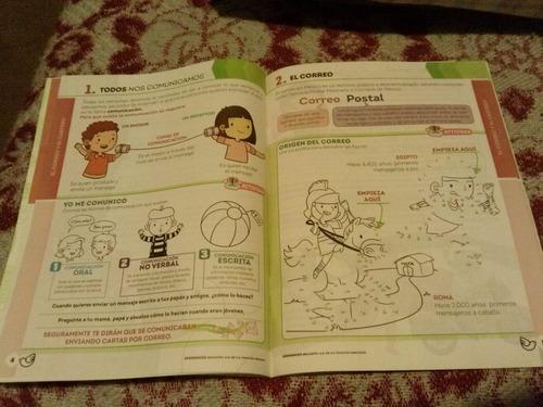 correos de méxico historia y libro de actividades niñ@s