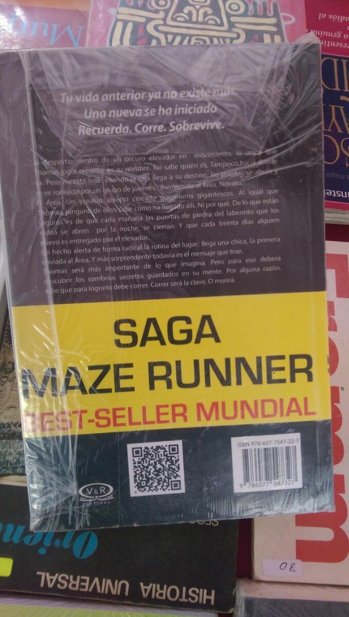 the maze runner correr o morir pdf