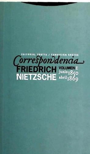 correspondencia i (junio 1850 - abril 1869)(libro filosofía)