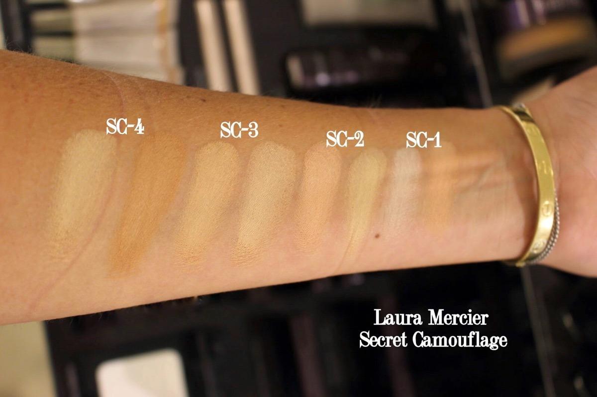 lower price with good more photos Corretivo Laura Mercier Secret Camouflage | 100% Original