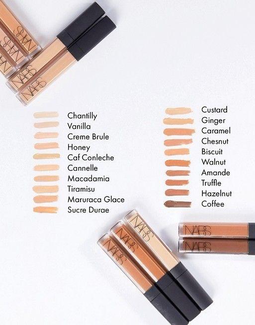 Natural Radiant Prom Makeup Tutorial: Corretivo Nars Radiant Creamy Concealer (biscuit) Original