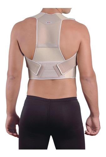 corretor postural espaldeira bioativa infravermelho adulto