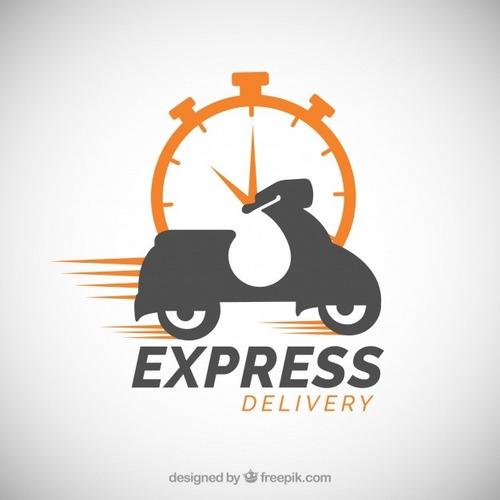 corridas, entregas e encomendas