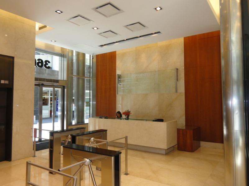 corrientes av. 400 3 a - microcentro (comercial) - oficinas planta dividida - alquiler
