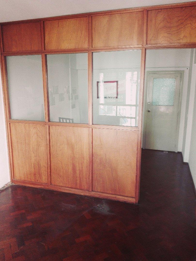 corrientes / santa fe. venta oficina 30 m2.