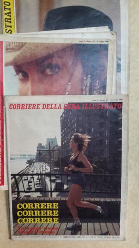 corriere della sera illustrato, 3 ejem, 1980