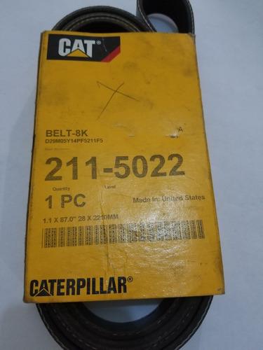 corrrea multicanal 2115022 cat para excavadora 330