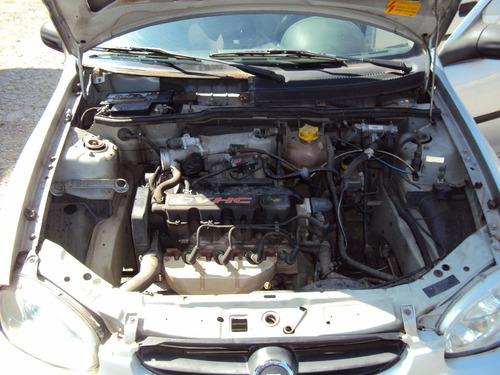 corsa classic 1.0 04  sucata para venda de peça motor cambio