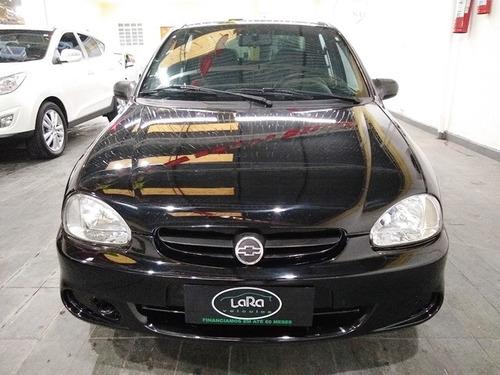 corsa classic 1.0 life flex power 2007 preto