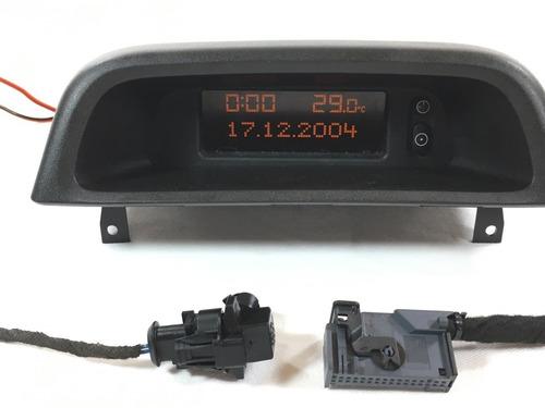 corsa classic wind relogio tid chicote + sensor temperatura