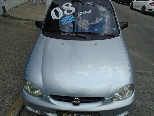corsa classis sedã 1.0 spirit 2008 75.000 km