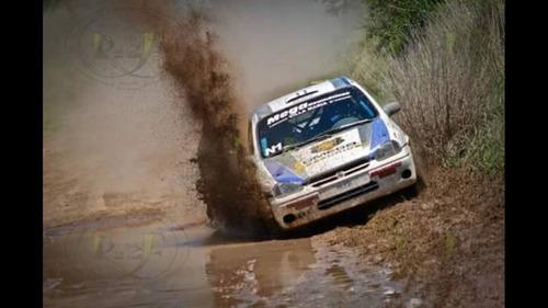 corsa competicion rally