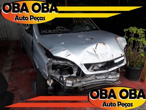 corsa premium 1.4 flex 2009/2010 - sucata para retirar peça