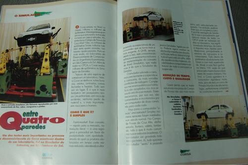 corsa revista panorama ediçao especial gm 02/94