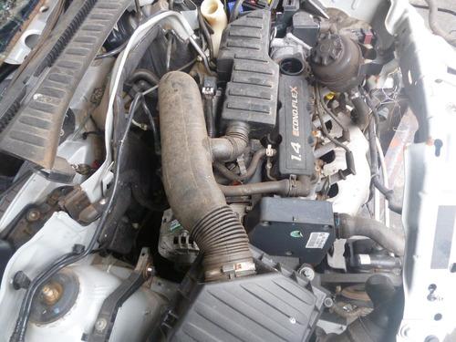 corsa sedam 1.4 8v sucata motor e cambio e peças