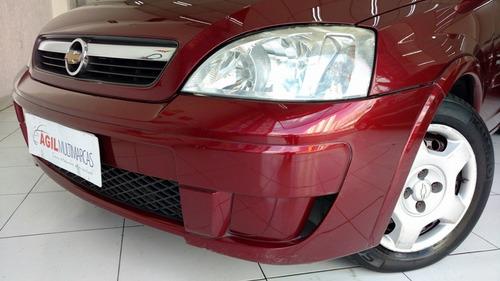 corsa sedan 1.4 premium único dono 2010 vermelho