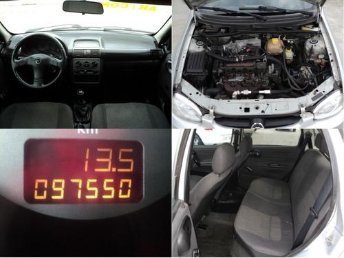 corsa sedan 1.6 gnv ar cond r$ 990,00 entrada + 48x fixas