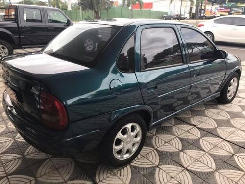 corsa sedan 1.6 mpfi gls sedan 16v gasolina 4p manual