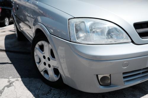 corsa sedan  2005  1.8 maxx flex power 4p