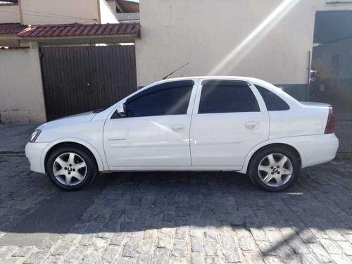 corsa sedan 2009 premium 1.4 flex/gnv completo
