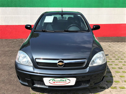 corsa sedan maxx 1.4 flex, único dono!