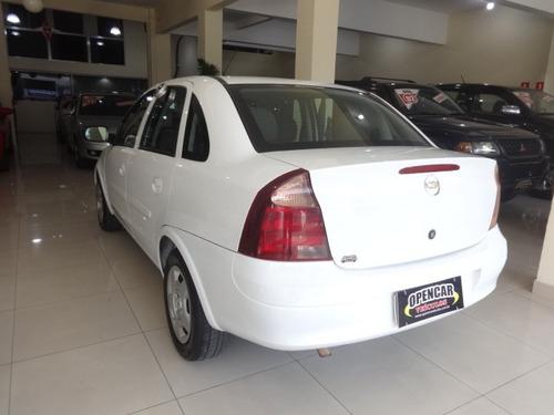 corsa sedan premium 1.4 flex 2009