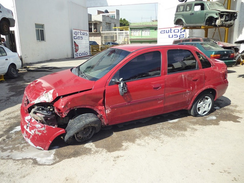corsa tornado 2004,accidentado........yonkes