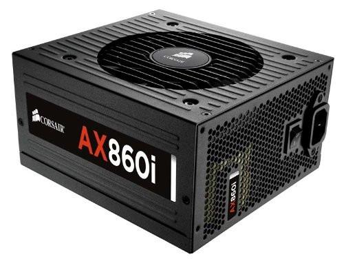 corsair ax860i fuente de poder power supply