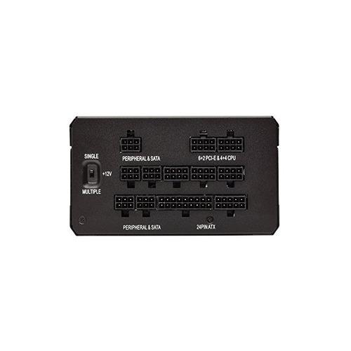 corsair cp-9020137-na hx750 750w 80 plus platinum fuente de