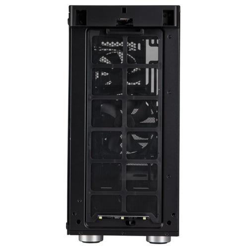 corsair gabinete gamer pc atx micro atx carbide 275r ventana