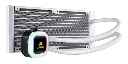 corsair  h100i rgb platinum se 240mm (cw-9060041-ww)